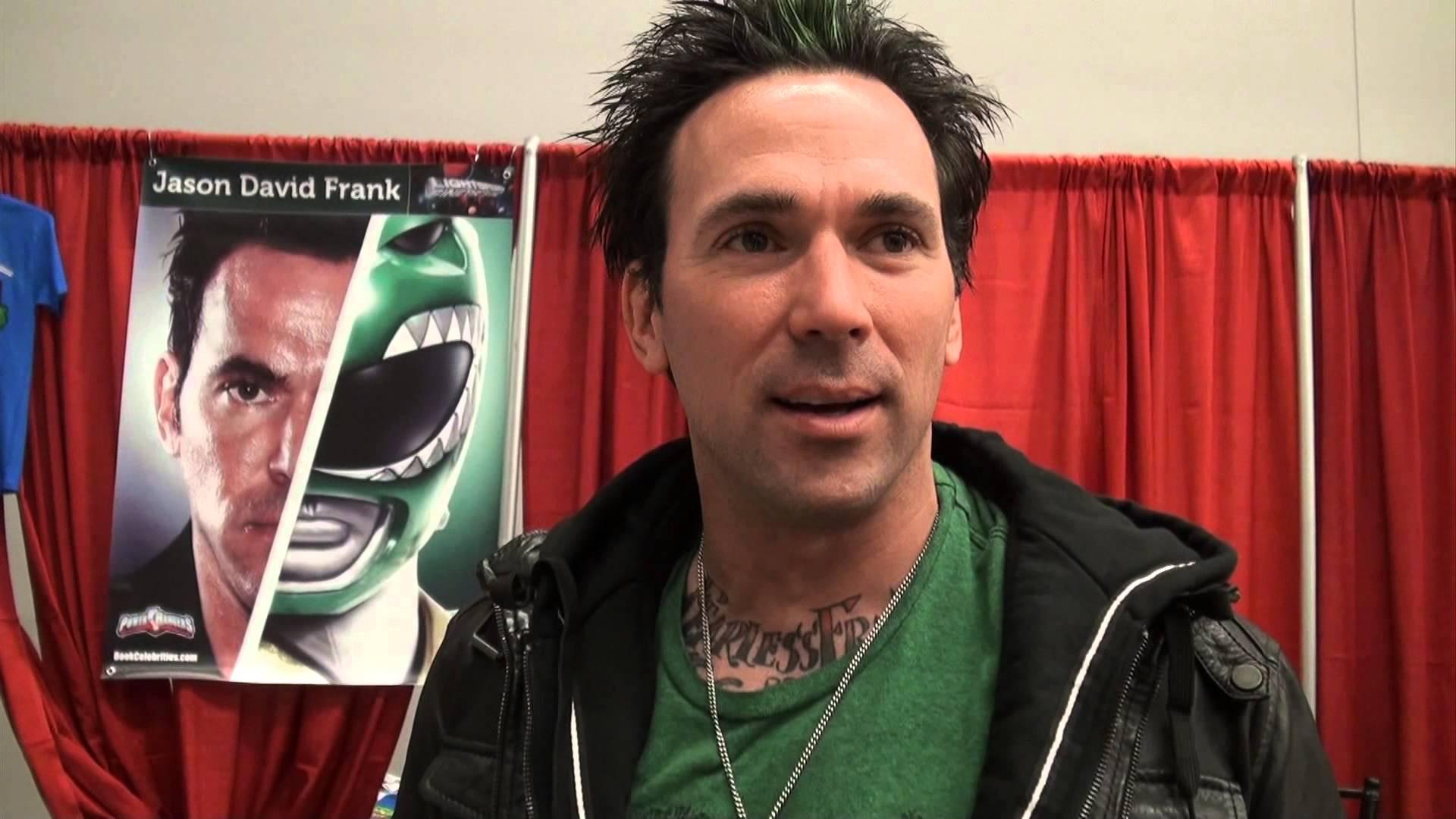 power rangers actor returns to phoenix comic fest one