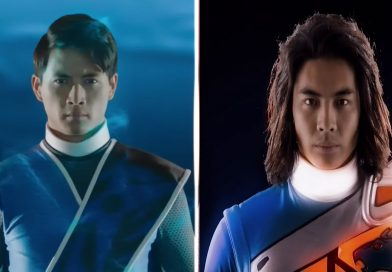 """Power Rangers Stars Heed the Call for """"Magical Girl Ore"""" Photoshoot"""