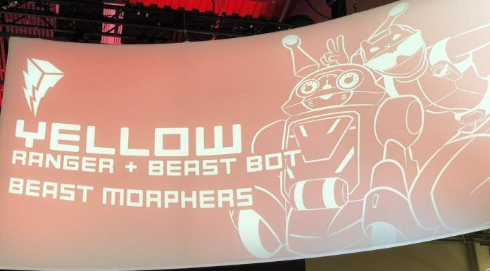 'Power Rangers Beast Morphers' Megazord And Beast Bots Details Revealed