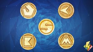 Aquitian Power Coins