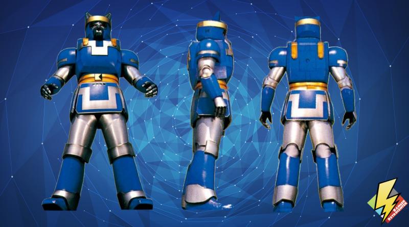 Blue Battle Borg