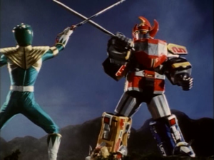 Green With Evil (4): Eclipsing Megazord