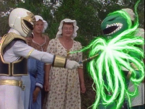 Return of the Green Ranger (3)