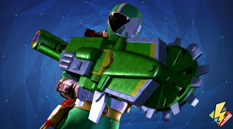 Green Lightspeed Megabattle